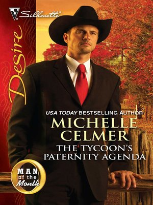 cover image of Tycoon's Paternity Agenda