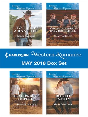 cover image of Harlequin Western Romance May 2018 Box Set