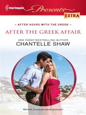 cover image of After the Greek Affair