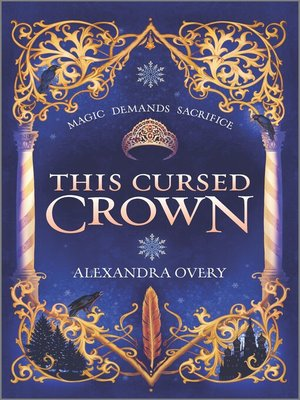 cover image of This Cursed Crown