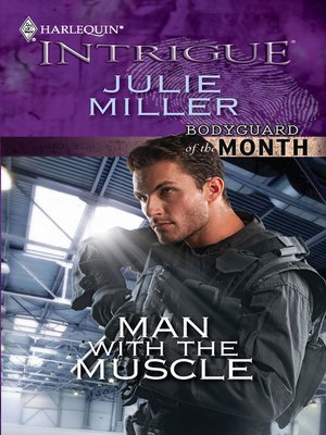 cover image of Man with the Muscle