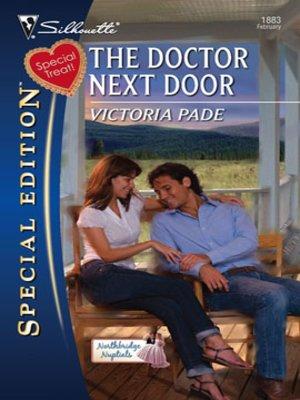 cover image of The Doctor Next Door