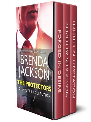 cover image of The Protectors Complete Collection