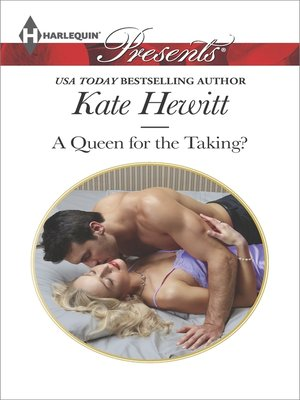 cover image of A Queen for the Taking?