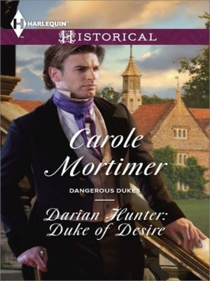 cover image of Darian Hunter: Duke of Desire