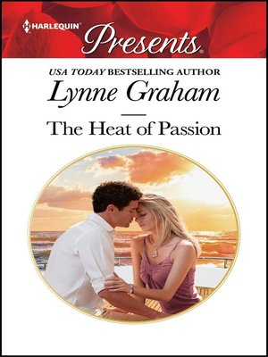 cover image of The Heat of Passion