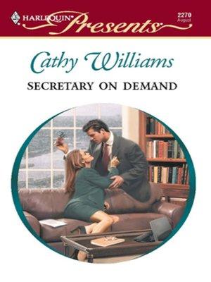 cover image of Secretary on Demand