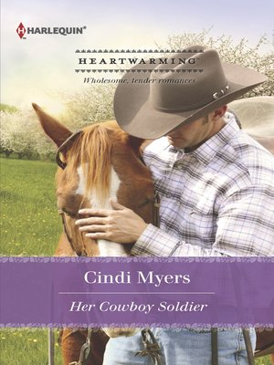 cover image of Her Cowboy Soldier