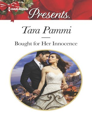cover image of Bought for Her Innocence