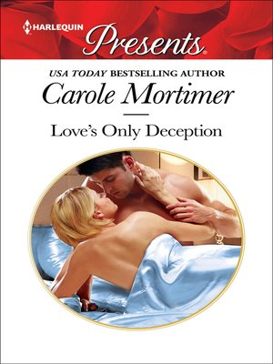 cover image of Love's Only Deception