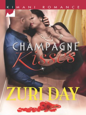 cover image of Champagne Kisses