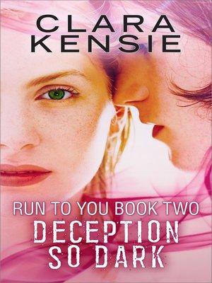 cover image of Deception So Dark