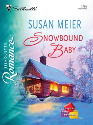cover image of Snowbound Baby