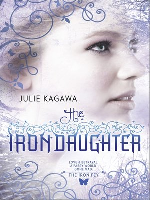 cover image of The Iron Daughter