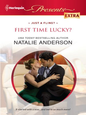 cover image of First Time Lucky?