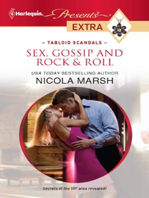 cover image of Sex, Gossip and Rock & Roll