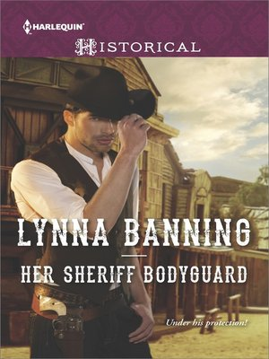 cover image of Her Sheriff Bodyguard