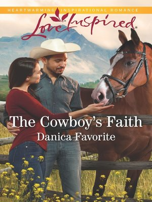 cover image of The Cowboy's Faith
