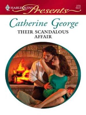 cover image of Their Scandalous Affair