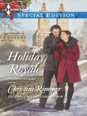 cover image of Holiday Royale
