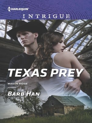 cover image of Texas Prey