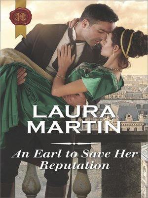 cover image of An Earl to Save Her Reputation