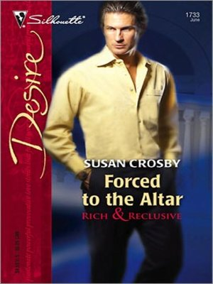 cover image of Forced to the Altar