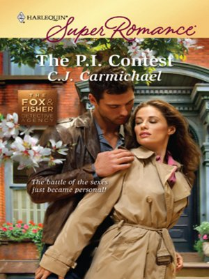 cover image of The P.I. Contest