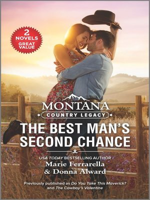 cover image of Montana Country Legacy--The Best Man's Second Chance