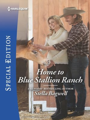 cover image of Home to Blue Stallion Ranch