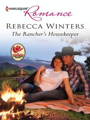 cover image of The Rancher's Housekeeper