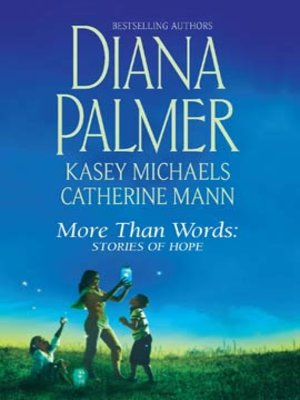 cover image of More Than Words: Stories of Hope