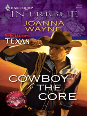 cover image of Cowboy to the Core