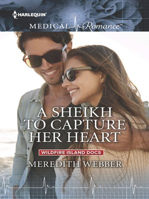 cover image of A Sheikh to Capture Her Heart