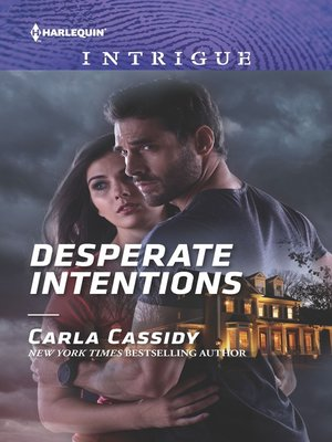cover image of Desperate Intentions