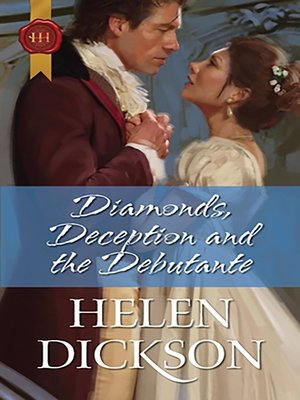 cover image of Diamonds, Deception and the Debutante