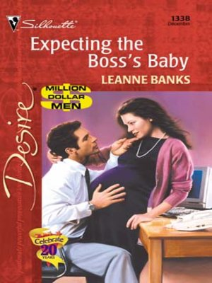 cover image of Expecting the Boss's Baby