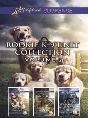 cover image of Rookie K-9 Unit Collection, Volume 2