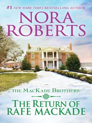 cover image of The Return of Rafe MacKade