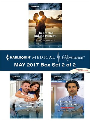 cover image of Harlequin Medical Romance May 2017, Box Set 2 of 2