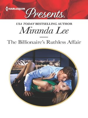 cover image of The Billionaire's Ruthless Affair
