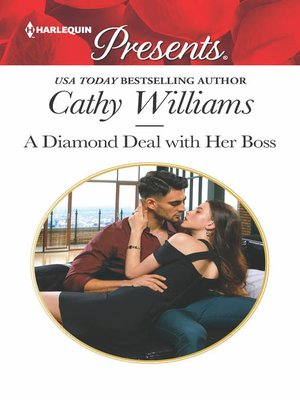 cover image of A Diamond Deal with Her Boss