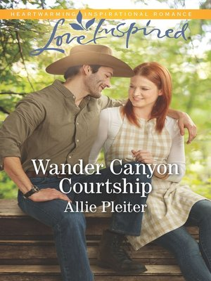 cover image of Wander Canyon Courtship