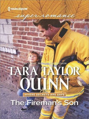 cover image of The Fireman's Son