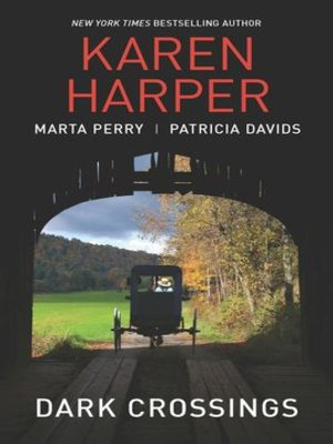 cover image of Dark Crossings: The Covered Bridge\Fallen in Plain Sight\Outside the Circle