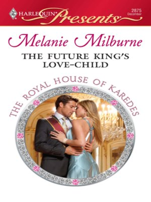 cover image of Future King's Love-Child