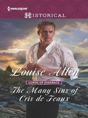 cover image of The Many Sins of Cris de Feaux