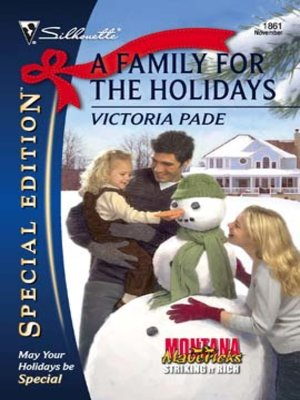 cover image of Family for the Holidays