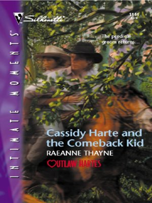 cover image of Cassidy Harte and the Comeback Kid