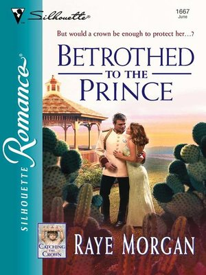cover image of Betrothed to the Prince